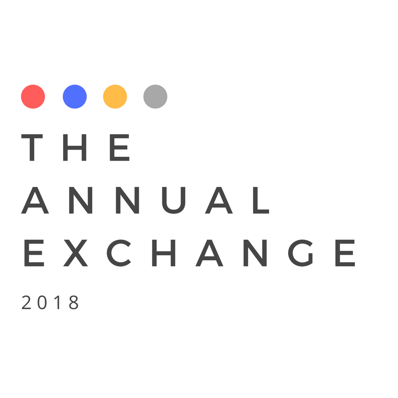 THE ANNUAL EXCHANGE 2018